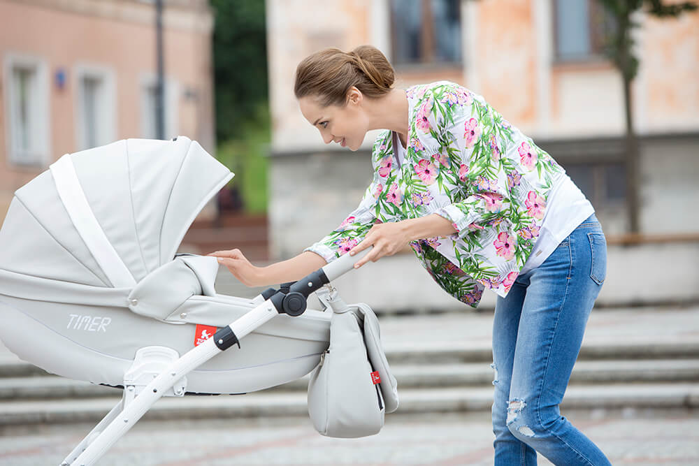 Vaikiški vežimėliai ir priedai - vaikų bazė