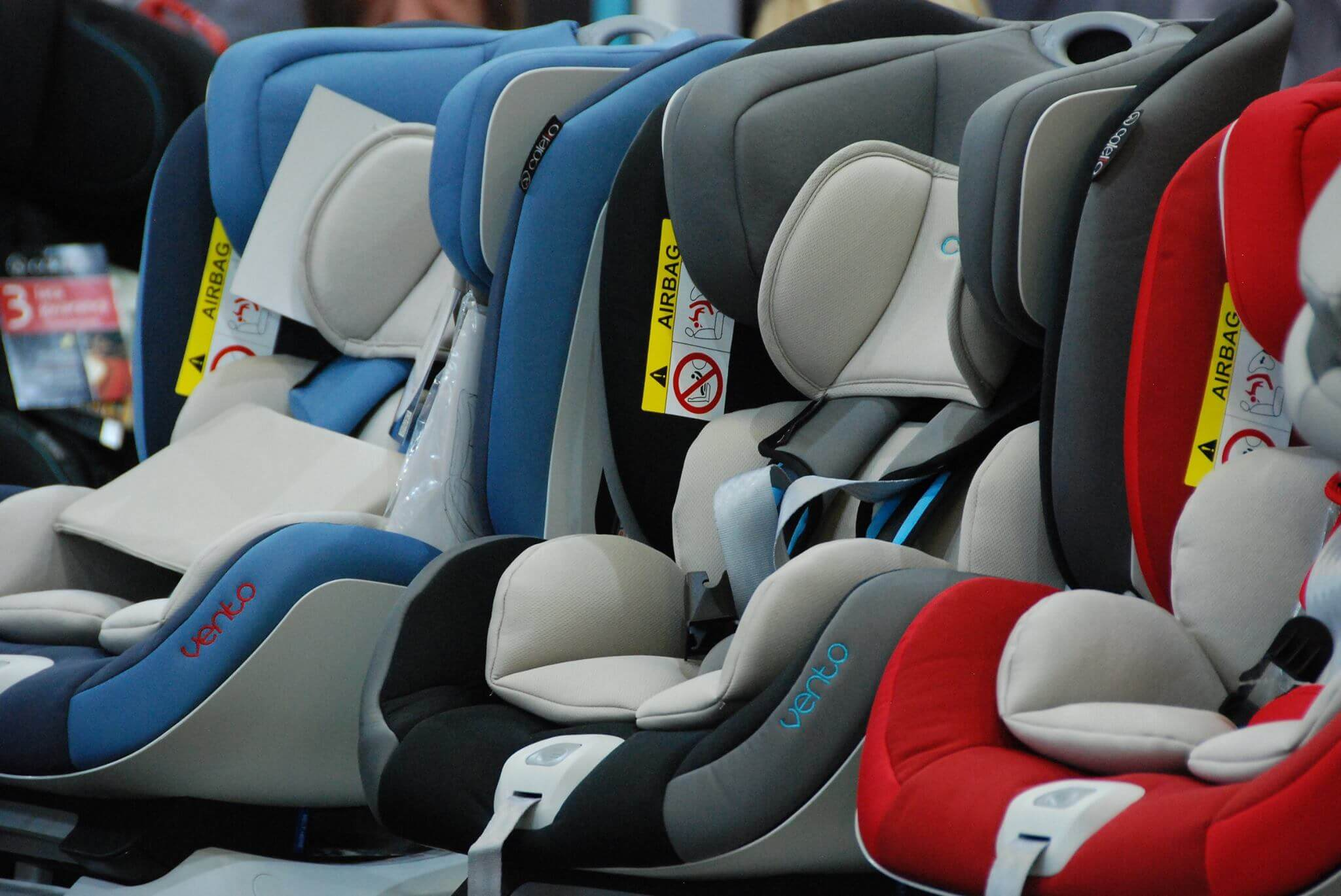 Automobilinės Kėdutės Nuo 0 iki 18 Kilogramų