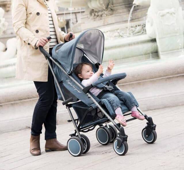 Vežimėliai skėtukai internetu - Vaikų Bazė