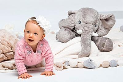 Pagalvė Kūdikiui - Pagalvės Kūdikiams